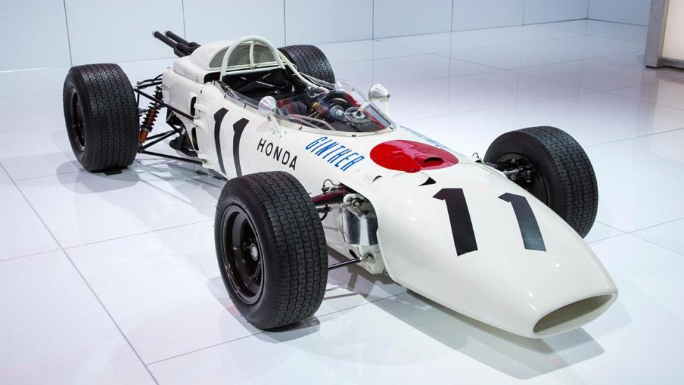 La historia del Honda RA271/272