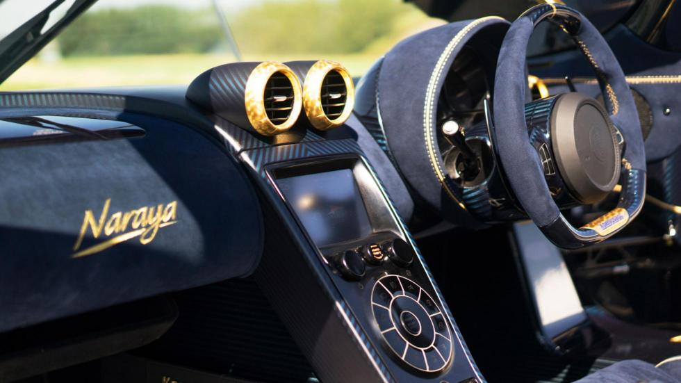 Koenigsegg Agera RS Nayara