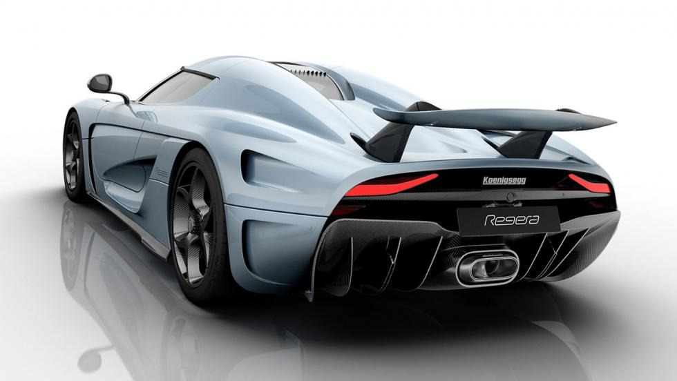 Koenigsegg Regera: 1,7 millones de euros