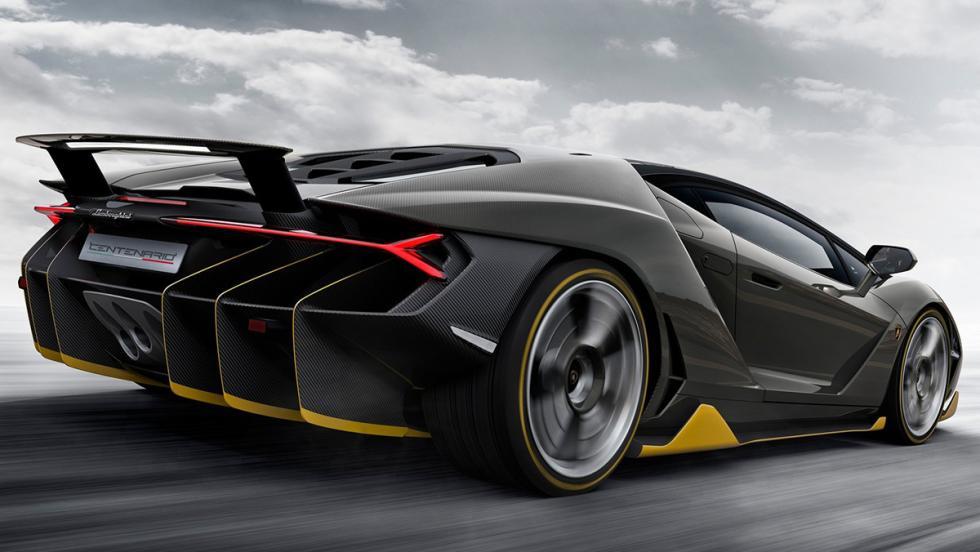 Lamborghini Centenario: 1,75 millones de euros