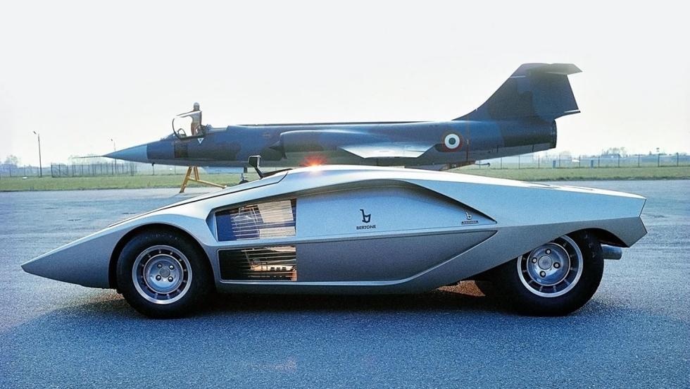 Lancia Bertone Stratos Zero