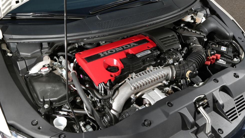 Lleva el motor más brutal que jamás ha montado un Type R... aunque tenga turbo