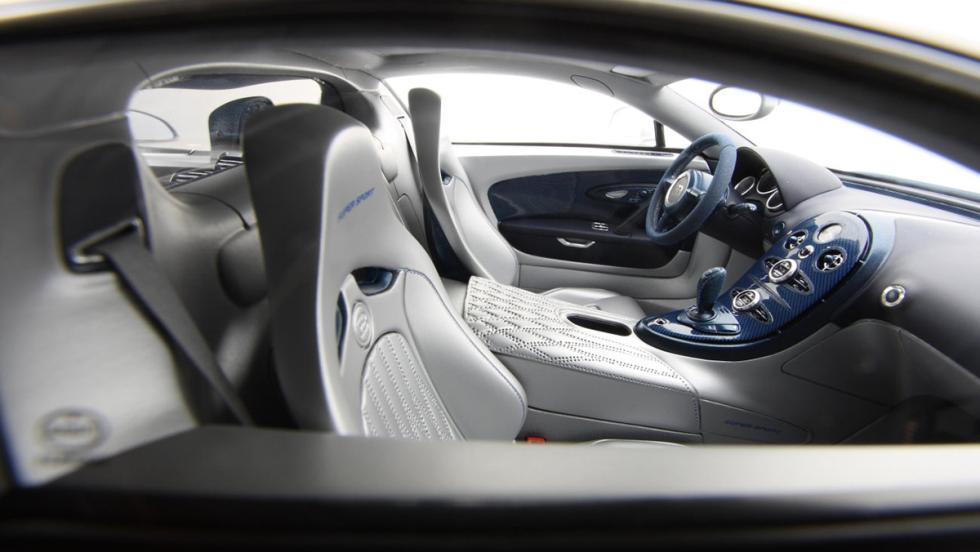 La maqueta del Bugatti Veyron de Amalgam