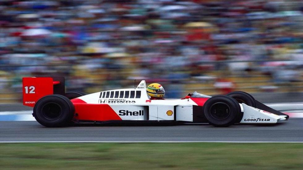 McLaren MP4-4: El mejor bólido de la historia