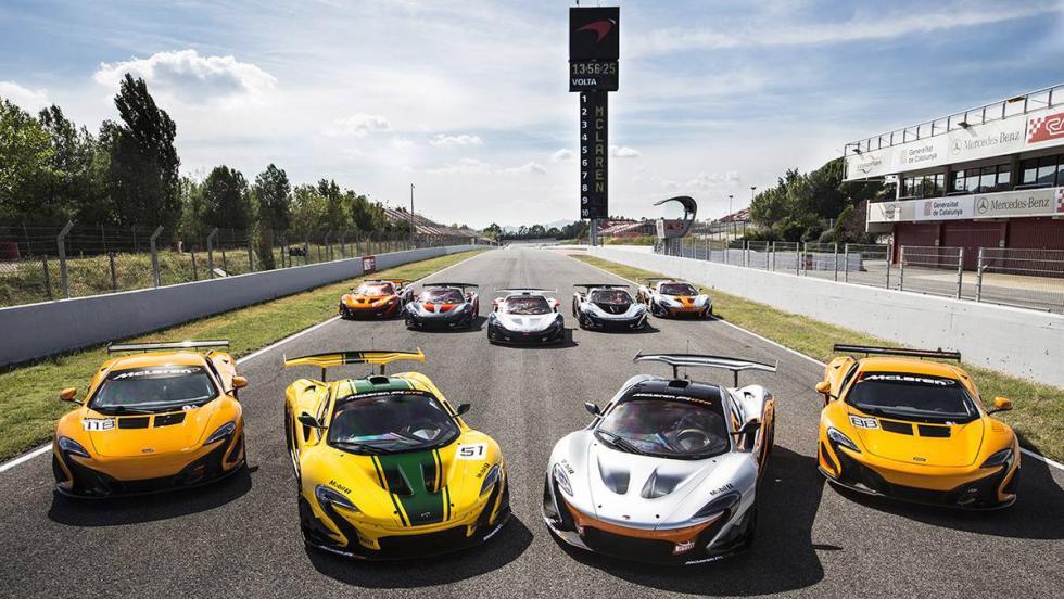 McLaren P1 GTR: 2,3 millones de euros