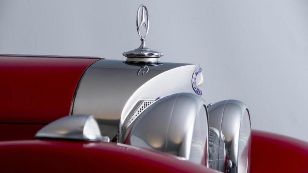 Mercedes 500K Special Roadster