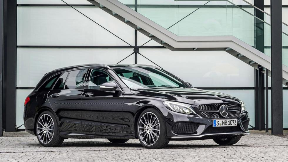 Mercedes-AMG C43 4Matic Estate