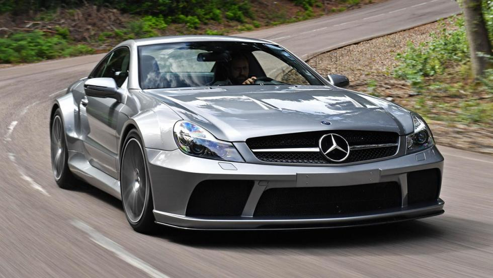 Mercedes-AMG SL65 Black Series