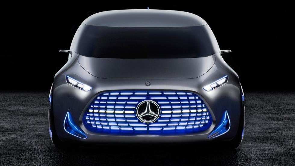 Mercedes IAA y Vision Tokyo