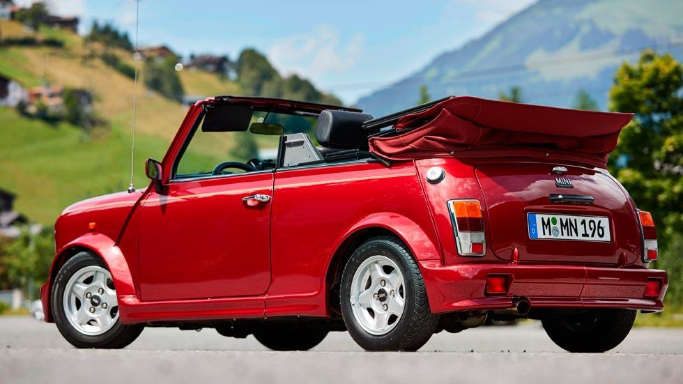 7 coches perfectos para ir de metrosexual - Mini clasico para restaurar ...