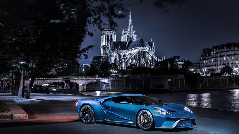 Nuevo Ford GT