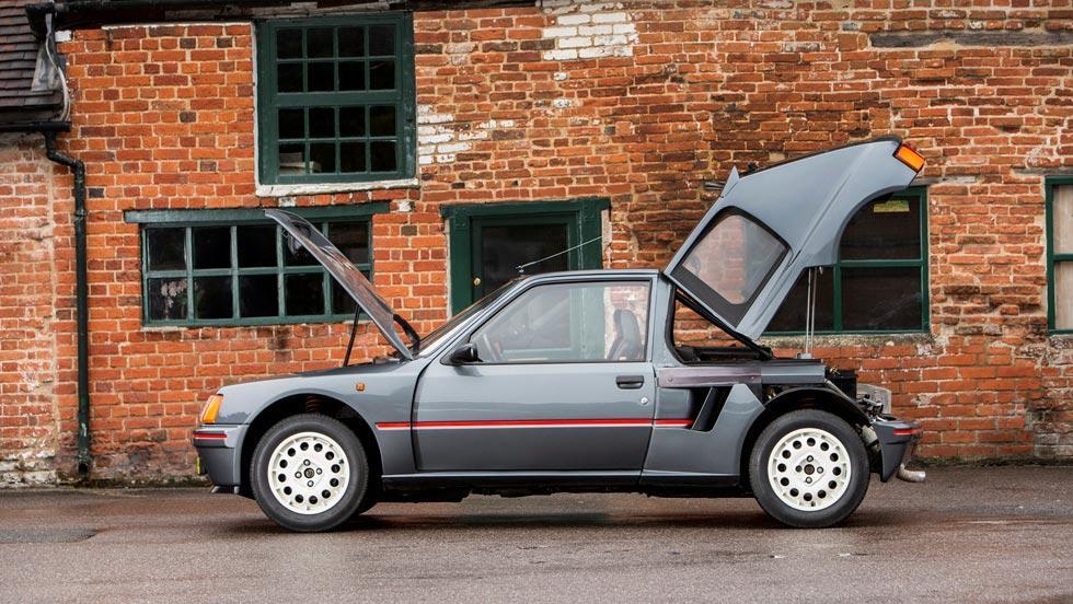Peugeot 205 T16 a la venta Grupo B motorsport leyenda utilitario deportivo compacto