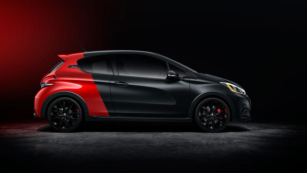 Peugeot 208 GTi Peugeot Sport utilitarios deportivos compactos radical