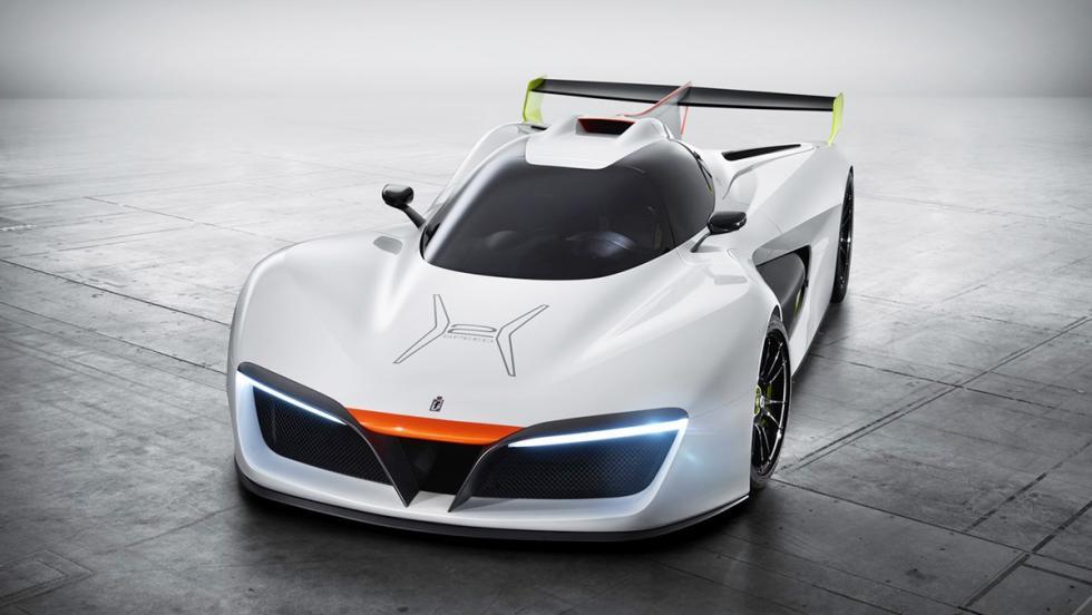 El Pininfarina H2 Speed será producido en una serie muy limitada... a 10 coches