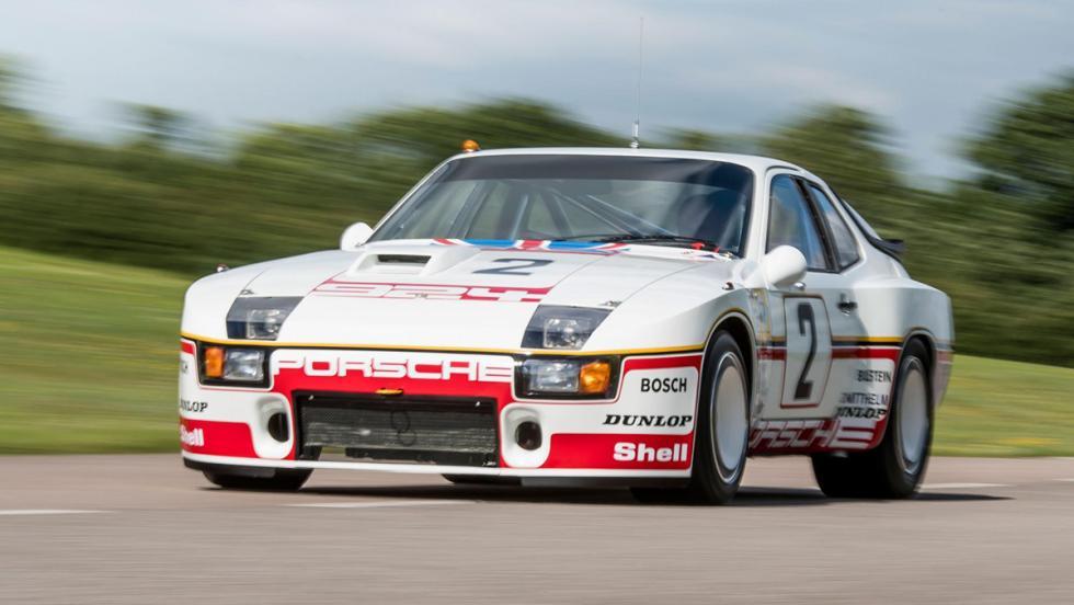 Porsche 924 GTP Le Mans, de vuelta a la vida