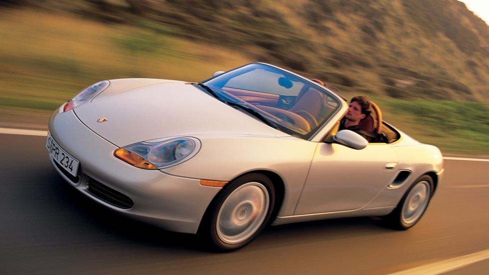 Porsche Boxster primera generación ocasión segunda mano deportivo descapotable