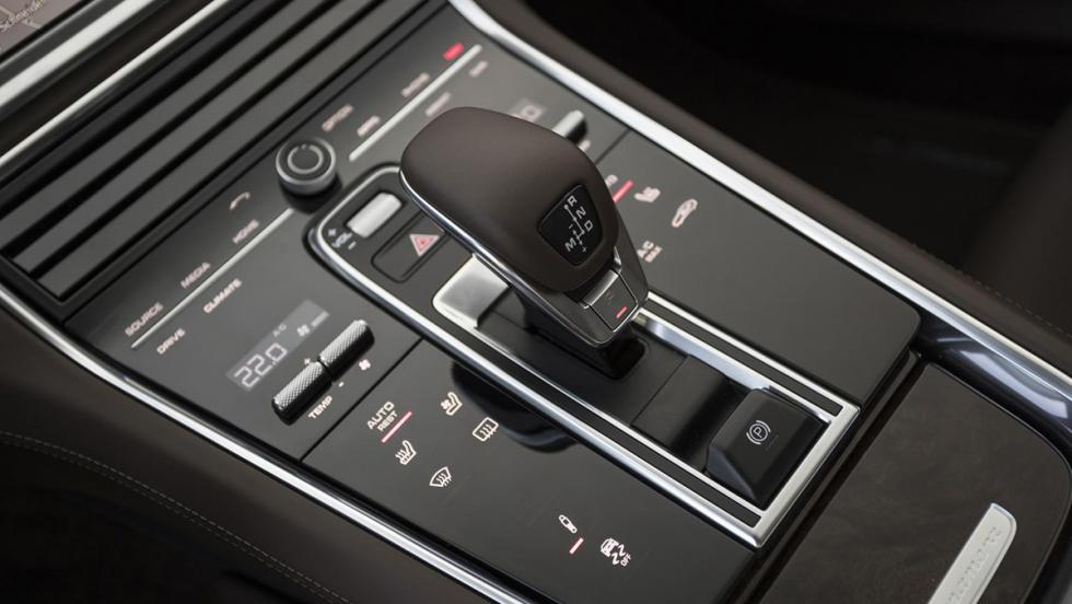 Porsche Panamera 2016 4S Diesel: al detalle