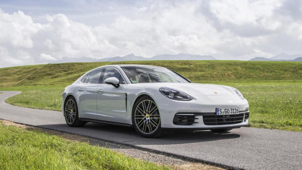 Porsche Panamera 2016 4S Diesel