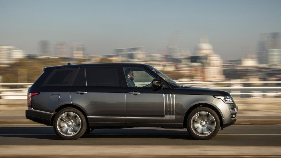 Range Rover SV Autobiography SUV lujo superlujo todo terreno