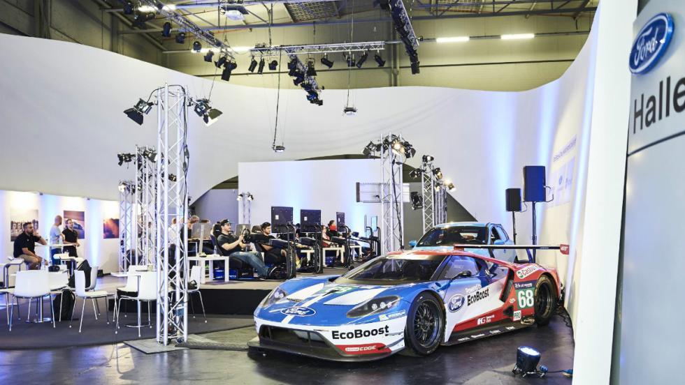 Récord Ford GT Le Mans