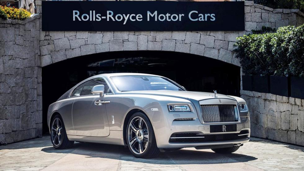Rolls-Royce Dusk until Dawn