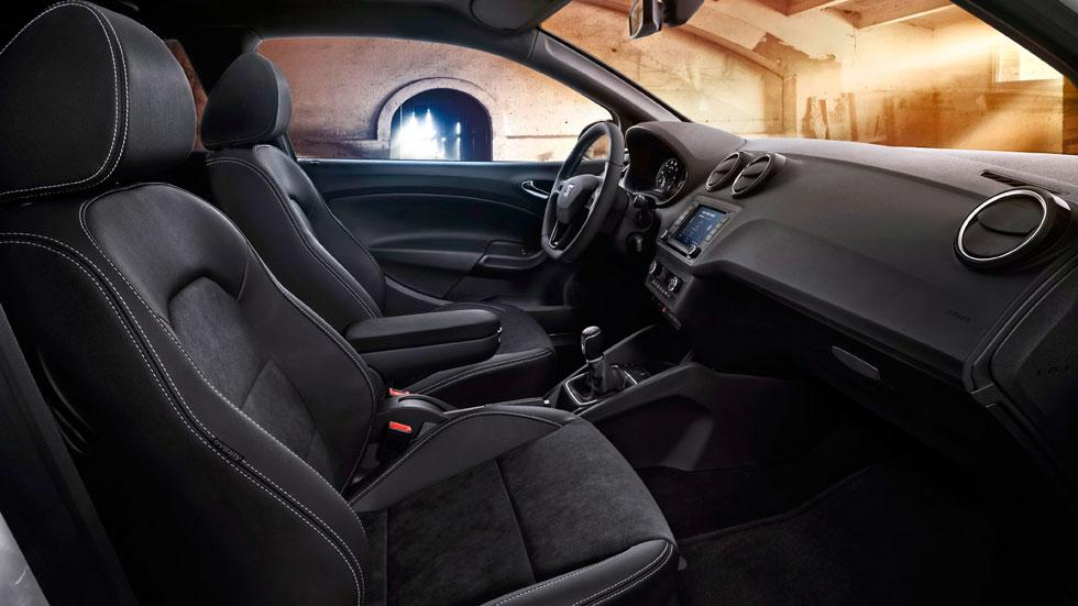 Seat Ibiza Cupra utilitarios deportivos compactos radical