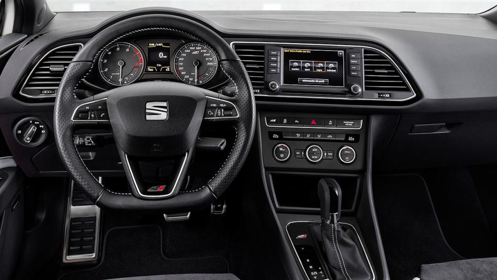 SEAT León ST Cupra 290