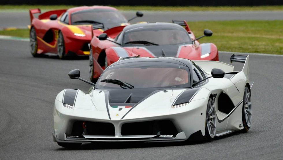 Serie XX de Ferrari