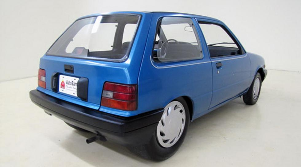 Un Suzuki Swift de 954 CV