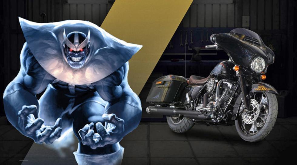 Thanos - Harley-Davidson Street Glide Special