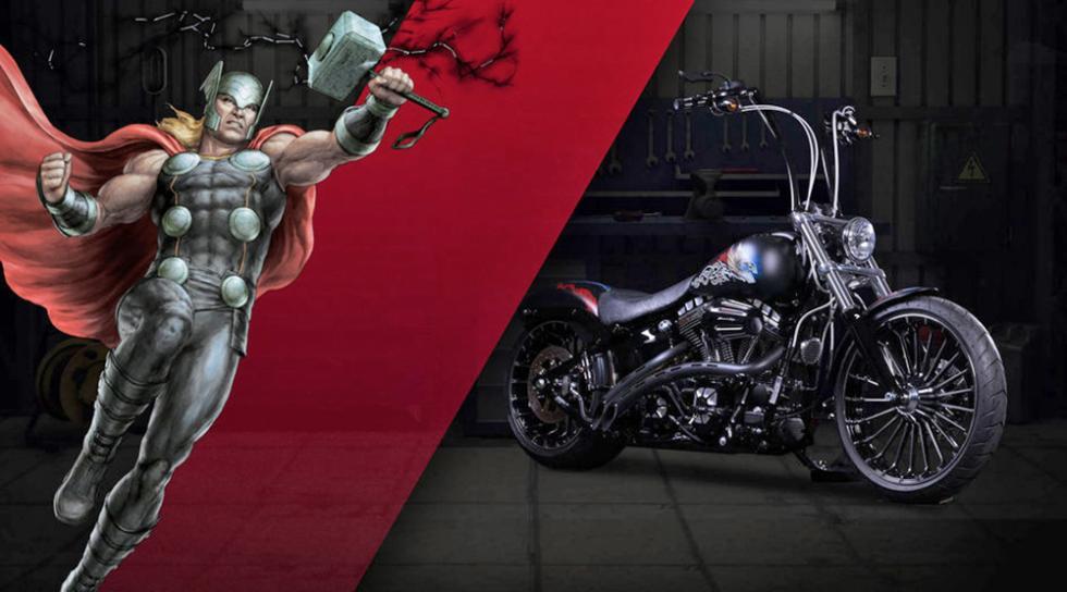 Thor - Harley-Davidson Breakout
