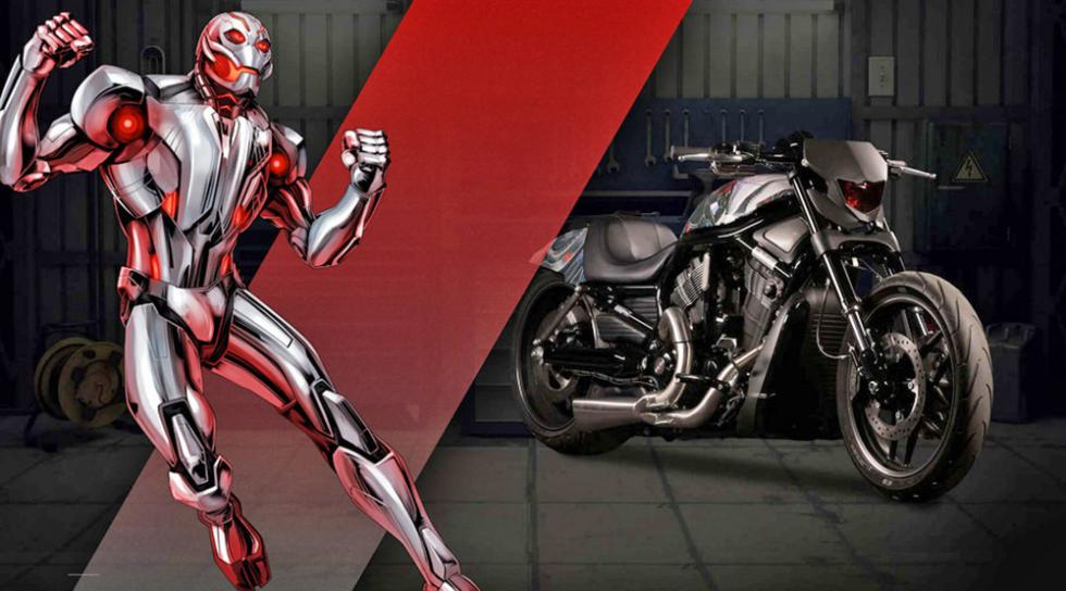 Ultron - Harley-Davidson Night Rod Special