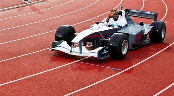 Usain Bolt, un fórmula 1 del atletismo