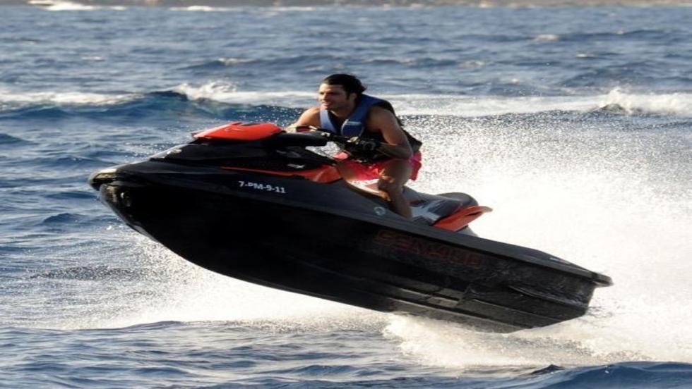 Las vacaciones de los pilotos de la F1