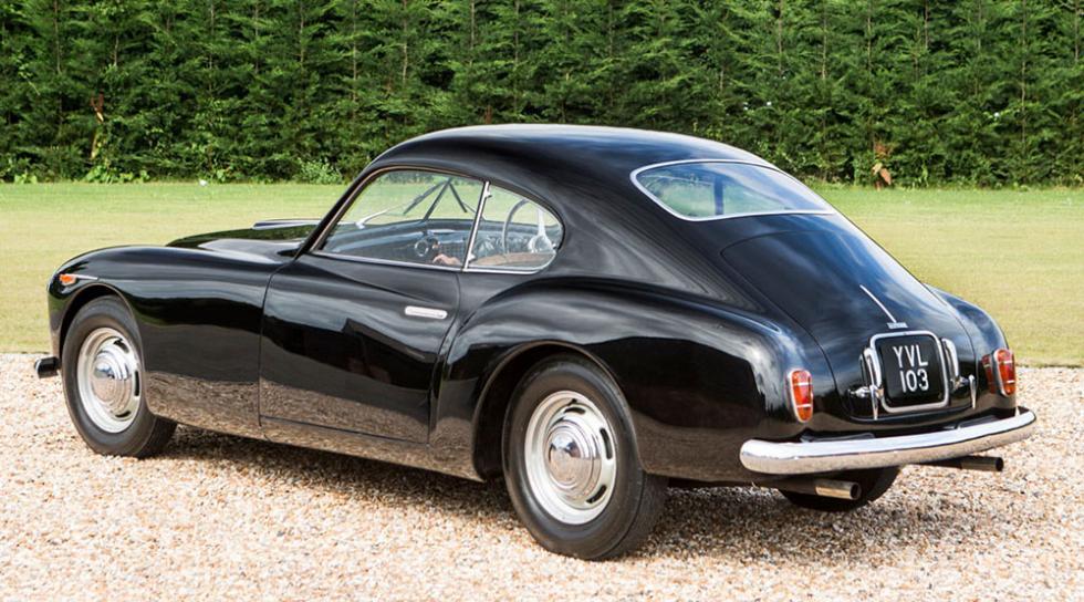 A la venta un Ferrari 166 Inter Coupe