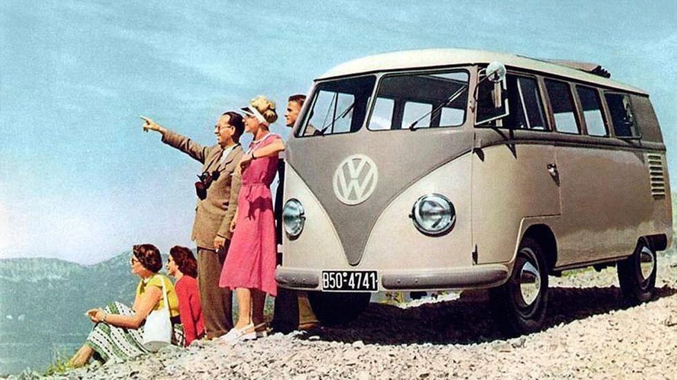 Volkswagen T1 frontal