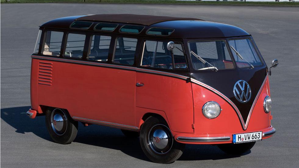 Volkswagen T1 ventanas clásico
