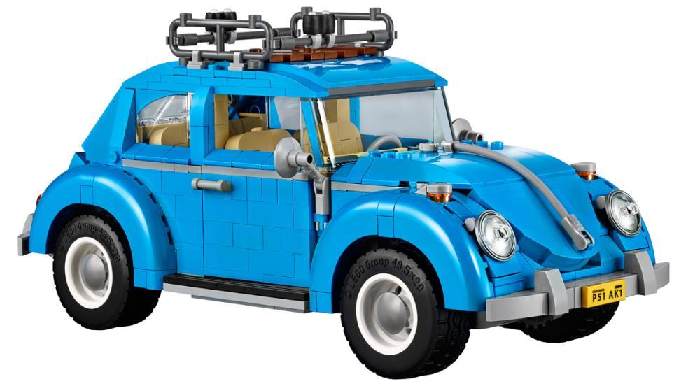 VW Beetle Lego (I)