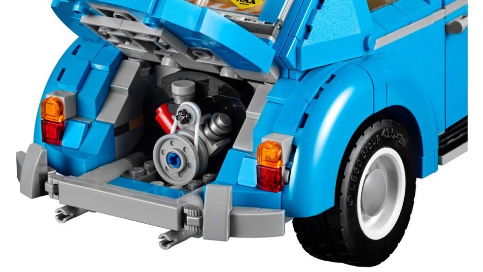 VW Beetle Lego (III)