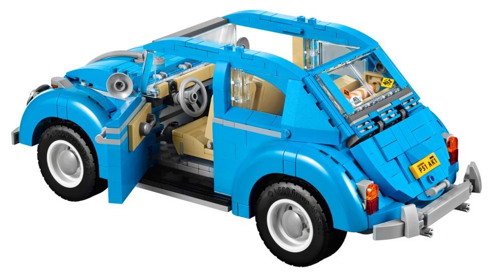 VW Beetle Lego (IV)