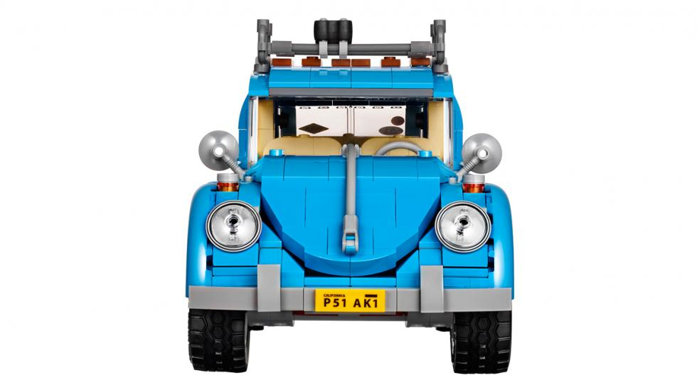 VW Beetle Lego (IX)