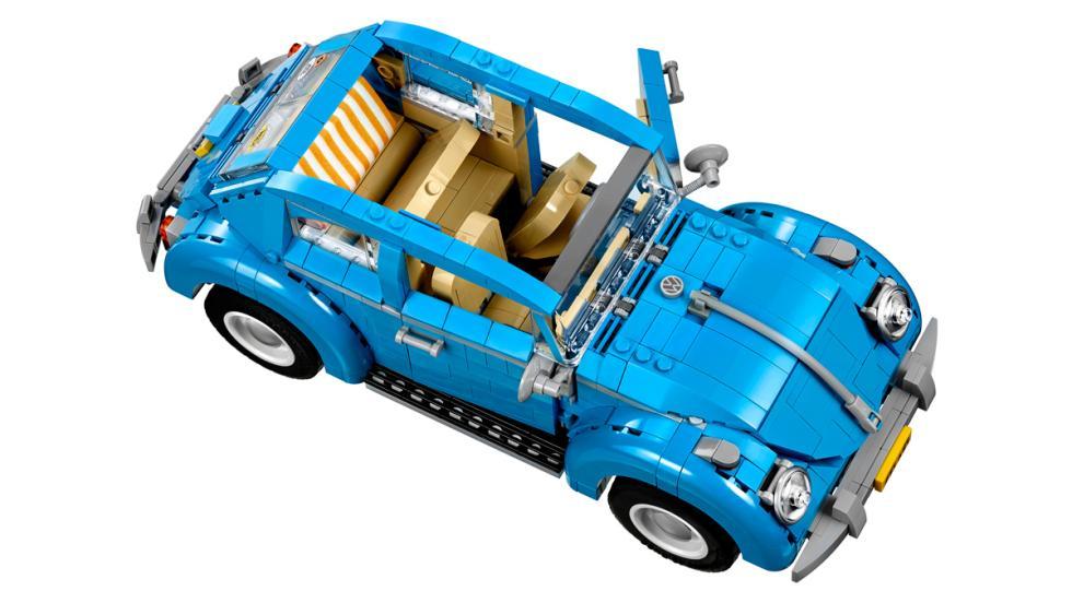VW Beetle Lego (V)
