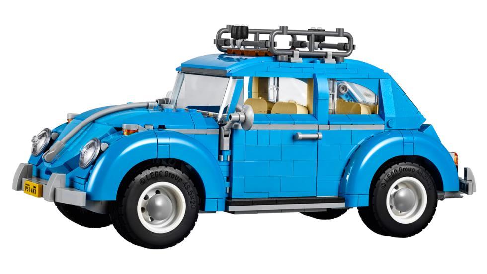 VW Beetle Lego (VI)