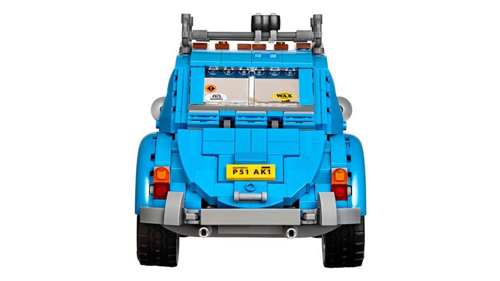 VW Beetle Lego (VII)