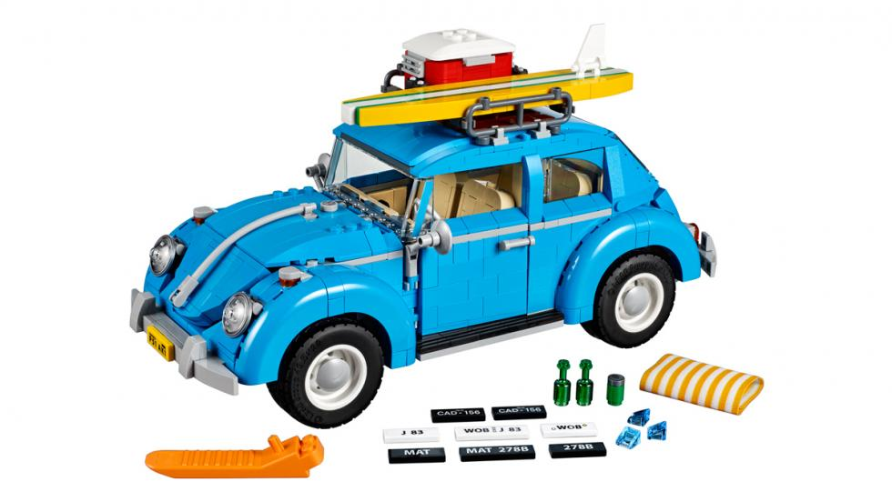 VW Beetle Lego (VIII)
