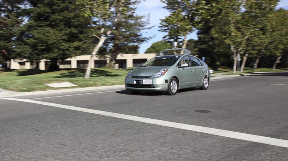 12. Los coches de Google Streetview