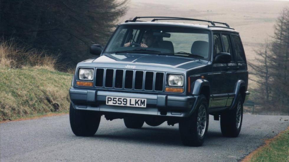 13. Jeep Cherokee