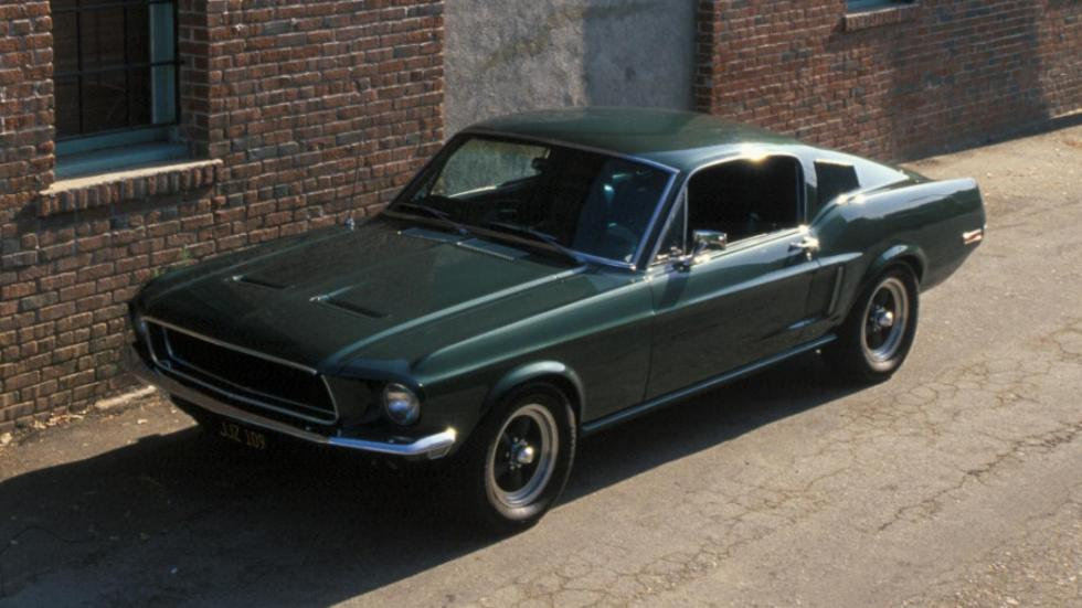 16. Ford Mustang