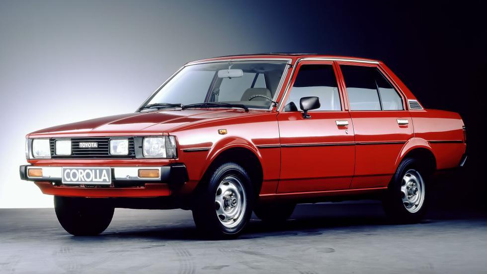 1979 - Cuarta Generación Toyota Corolla