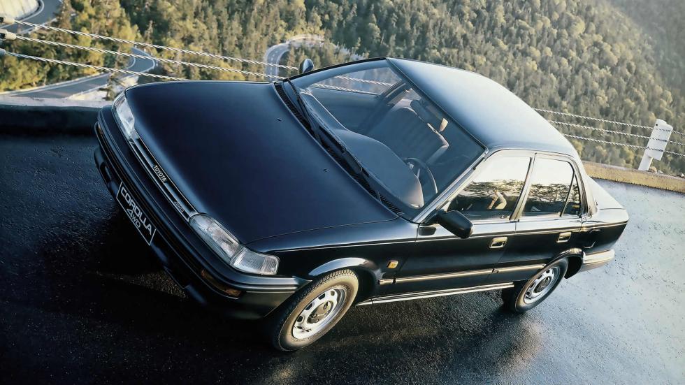 1987 - Sexta Generación Toyota Corolla